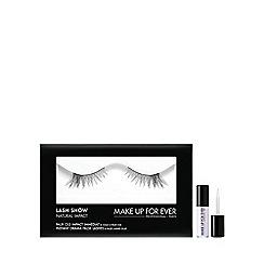 MAKE UP FOR EVER - 'Lash Show' natural impact no. N403 false eyelashes