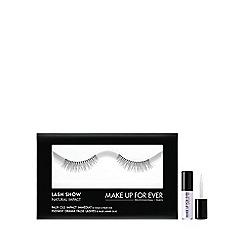 MAKE UP FOR EVER - 'Lash Show' natural impact no. N204 false eyelashes