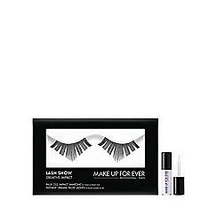 MAKE UP FOR EVER - 'Lash Show' creative impact no. C804 false eyelashes
