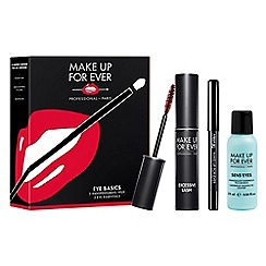 MAKE UP FOR EVER - 'Eye Basics' make up gift set