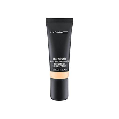Mac Cosmetics   'pro Longwear' Nourishing Waterproof Foundation 25ml by Mac Cosmetics