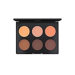 MAC Cosmetics - 'Studio Fix' Medium-Dark Sculpt and Shape Contour and Highlighter Palette