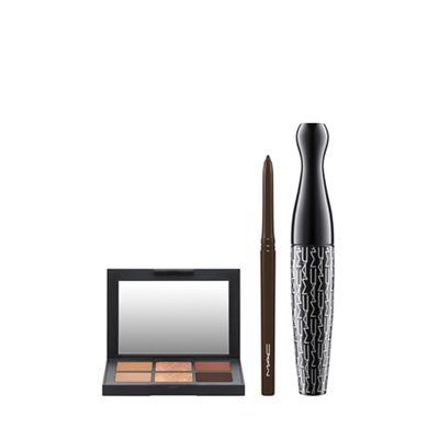 Mac Cosmetics   'shiny Pretty Things' Neutral Eyes Goody Bag Makeup Gift Set by Mac Cosmetics
