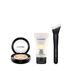 MAC Cosmetics - 'Shiny Pretty Things' Gold Glow Getter Gift set