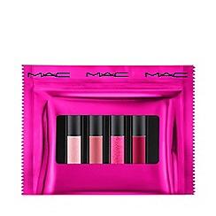 MAC Cosmetics - 'Shiny Pretty Things' Pink Party Favours Mini Lip Glosses Gift Set