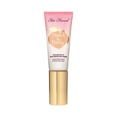 Too Faced   'primed And Peachy' Skin Perfecting Face Primer 20ml by Too Faced