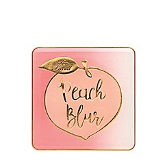 Too Faced - 'Peach Blur' travel size finishing pressed powder 4g