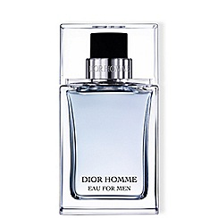 DIOR - 'Dior Homme' eau aftershave lotion
