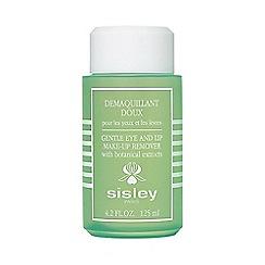 Sisley - 'Demaquillant Doux' Gentle eye and lip make up remover 125ml