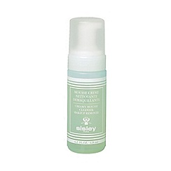 Sisley - Creamy mousse cleanser and make up remover 125ml