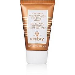 Sisley - Self tanning hydrating facial skincare serum 60ml