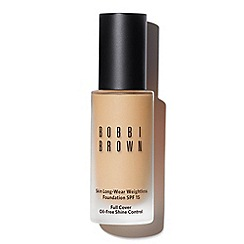 Bobbi Brown - 'Skin Long-Wear Weightless' SPF 15 liquid foundation 30ml