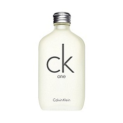 Calvin Klein - 'Ck One' eau de toilette 100ml