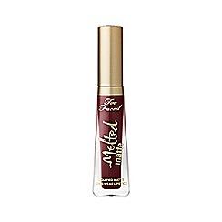 Too Faced - 'Melted Matte' liquid lipstick 7ml