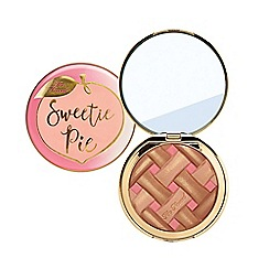 Too Faced - 'Sweetie Pie' radiant matte bronzer 13.5g