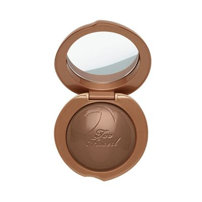 Too Faced   'bronzed Peach' Melting Powder Bronzer 12.5g by Too Faced