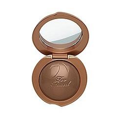 Too Faced - 'Bronzed Peach' melting powder bronzer 12.5g