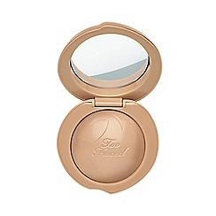Too Faced - 'Peach Frost' melting powder highlighter 12.5g