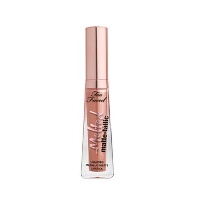 Too Faced   'melted Matte Tallic' Liquid Lipstick by Too Faced