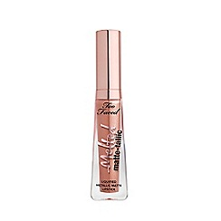 Too Faced - 'Melted Matte-tallic' Liquid Lipstick