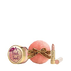Too Faced - Limited Edition 'Peach Tinsel' Makeup Gift Set