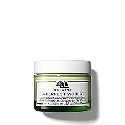 Origins - A Perfect World  Antioxidant Moisturiser with White Tea