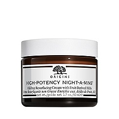Origins - 'High Potency Night-A-Mins' Oil-Free Resurfacing Cream 50ml