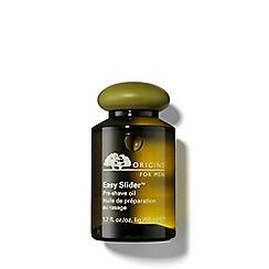 Origins - Easy Slider pre shave oil 50ml