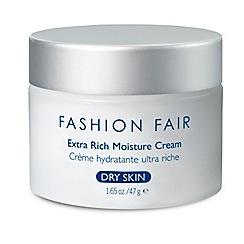 Fashion Fair - 'Extra Rich' moisturising cream 47g