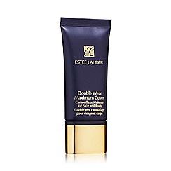 Estée Lauder - 'Double Wear' maximum cover camouflage cream foundation 30ml