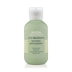 Aveda - 'Pure Abundance' hair lotion 20g