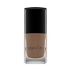 black Up - Nude taupe grey no. 2 nail polish 11ml