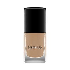 black Up - Nude beige pink no. 10 nail polish 11ml