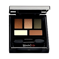 black Up - '5 Colour' Eye Shadow Palette 5g