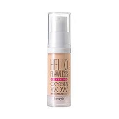 Benefit - 'Hello Flawless Oxygen Wow' liquid foundation 30ml