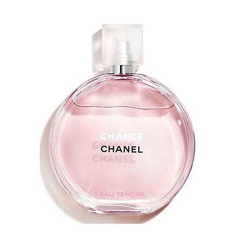 CHANEL - CHANCE EAU TENDRE eau de toilette spray 150ml