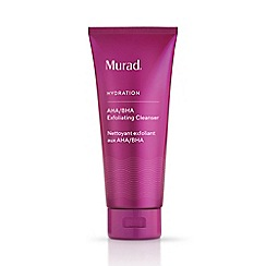 Murad - 'Age Reform' AHA-BHA exfoliating cleanser 200ml