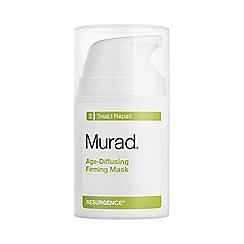Murad - Resurgence' age diffusing firming mask 50ml