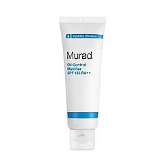 Murad - 'Oil-Control' SPF 15 PA++ moisturiser 50ml