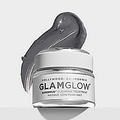 GLAMGLOW - 'Supermud Clearing Treatment' skincare mask 50g