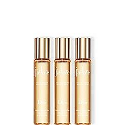 DIOR - 'J'adore' eau de parfum purse spray with refills