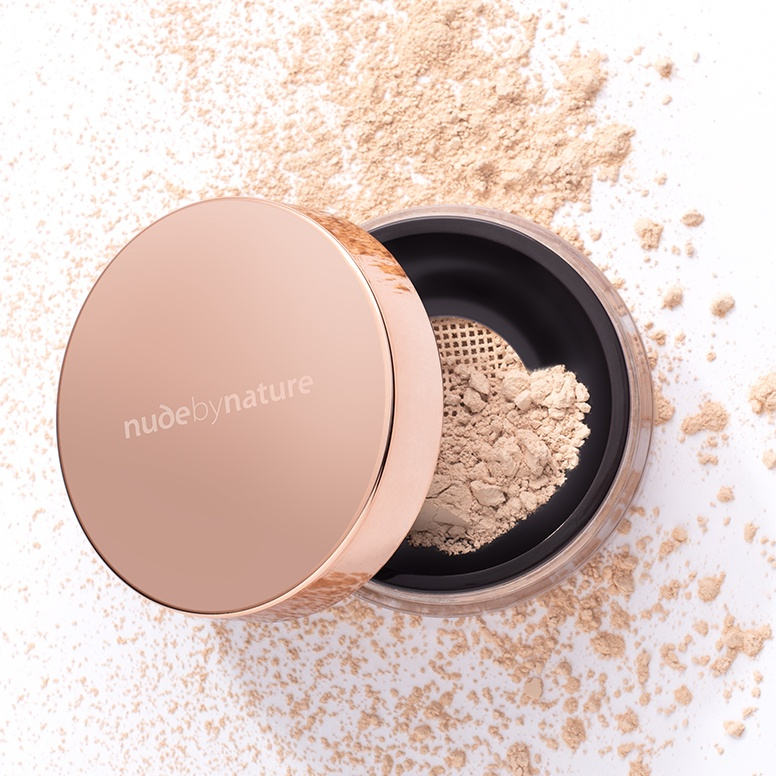 nude by nature powder foundation