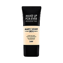 MAKE UP FOR EVER - 'Matte Velvet Skin' Liquid Foundation 30ml