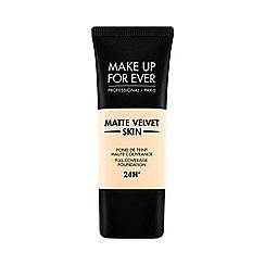 MAKE UP FOR EVER - 'Matte Velvet Skin' liquid foundation 30ml