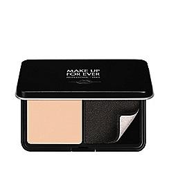 MAKE UP FOR EVER - 'Matte Velvet Skin' powder foundation 11g