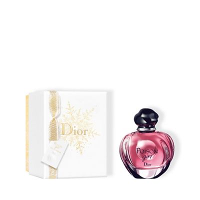 Dior   'poison Girl' Pre Wrapped Eau De Parfum 100ml by Dior