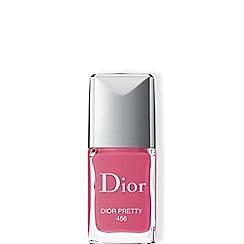 DIOR - 'Dior Vernis - 456 Dior Pretty Rosewood' nail polish