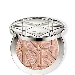 DIOR - 'Nude Air' hold gold luminizer