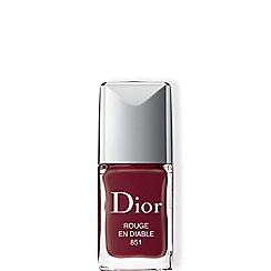 DIOR - Limited edition 'Dior Vernis' Couture Colour Nail Lacquer