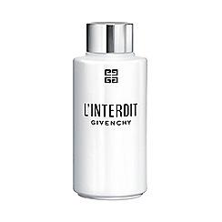 Givenchy - 'L'Interdit' Shower Oil 200ml